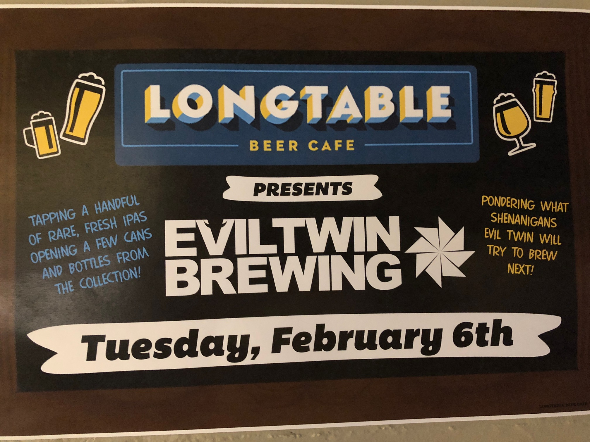 Evil Twin IPAalooza – Soul and Hoppiness