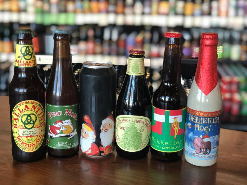 DIY Holiday Bottle Share