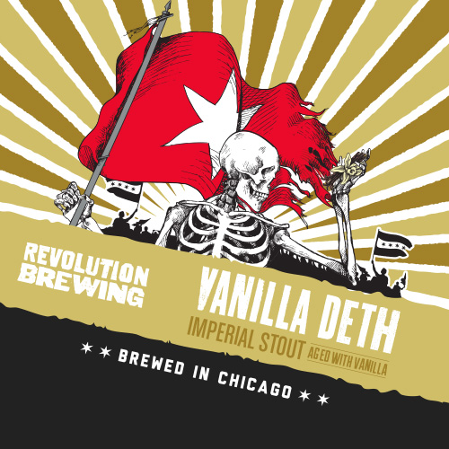 Special Tapping – Revolution Brewing Vanilla Deth