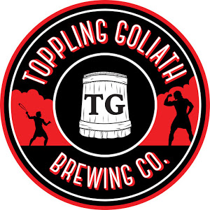 Toppling Goliath Tap Takeover