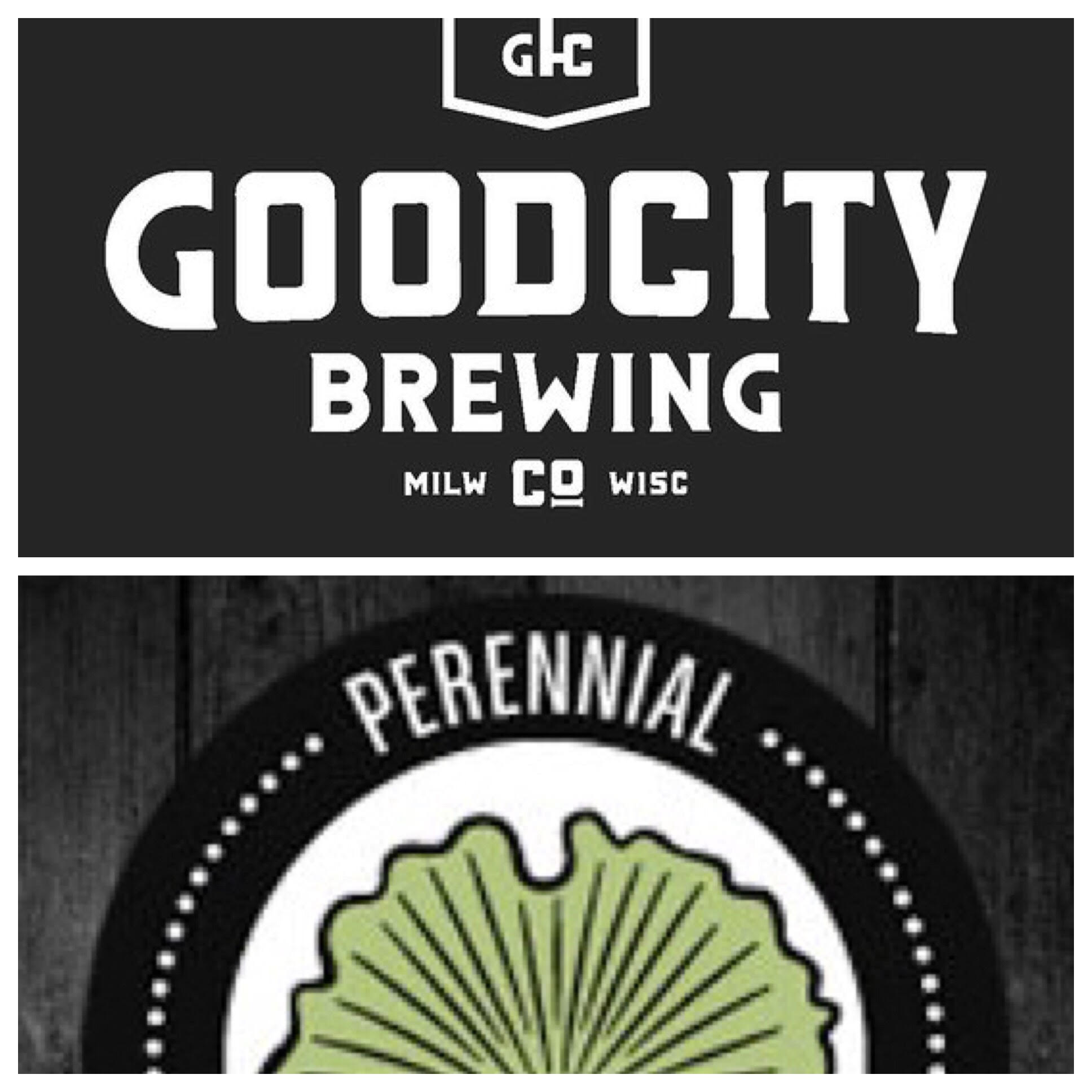 Pre-Great Taste Party w/Good City Brewing and Perennial Artisan Ales