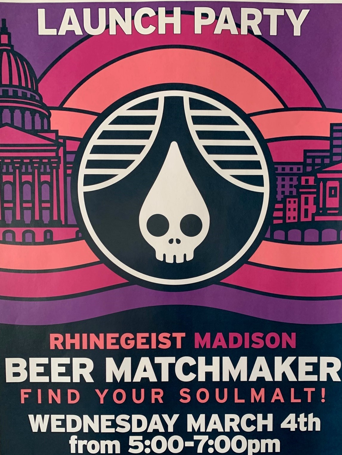 FInd Your Soulmalt! with Rhinegeist Brewery