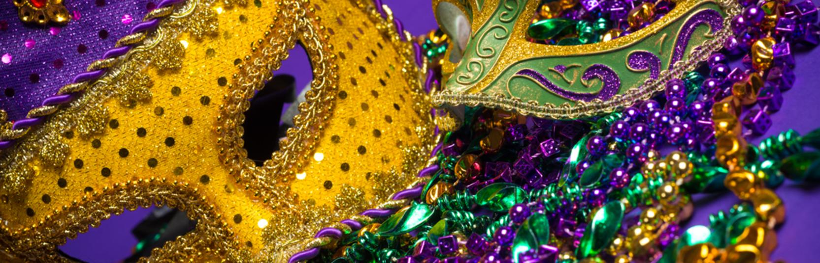 Mardi Gras at Longtable